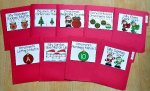 Christmas File Folder Games Mini-Bundle