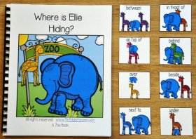 """Where is Ellie Hiding? Adapted Book"