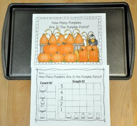"""How Many Pumpkins Are In the Pumpkin Patch?"" Intro to Graphing"