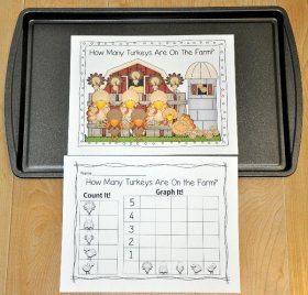 Fall Intro to Graphing Activities Bundle