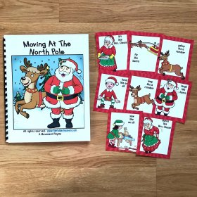 Christmas Movement Book And Cards