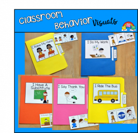 Classroom Behavior Helpers Toolbox