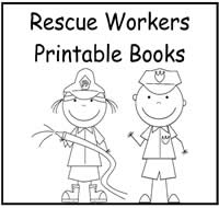 Community Rescue Workers Themed Skill Books