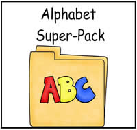 Alphabet Super-Pack