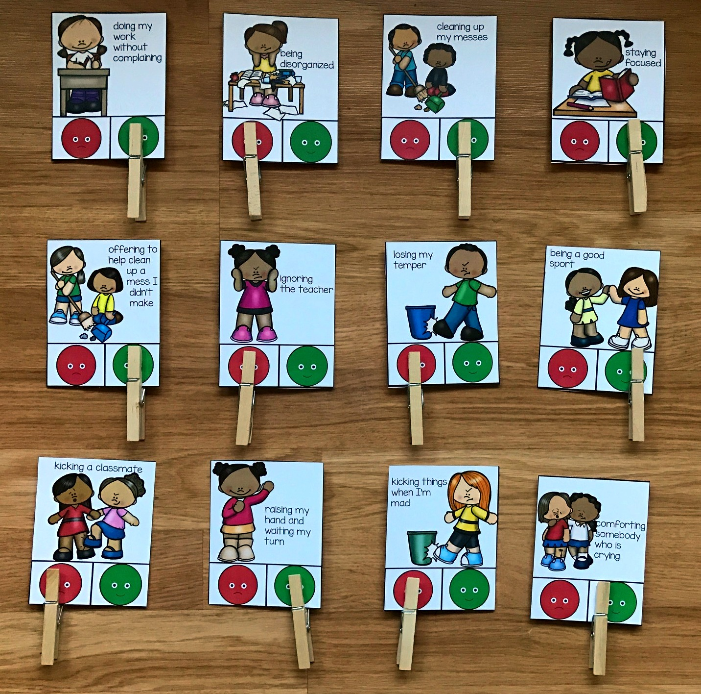 It is a graphic of Crafty Printable Task Cards