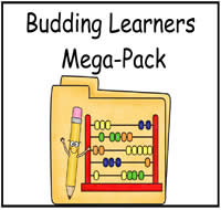 Budding Learners Mega-Pack