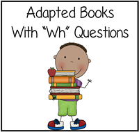 "Adapted Books (""Wh"" Questions)"
