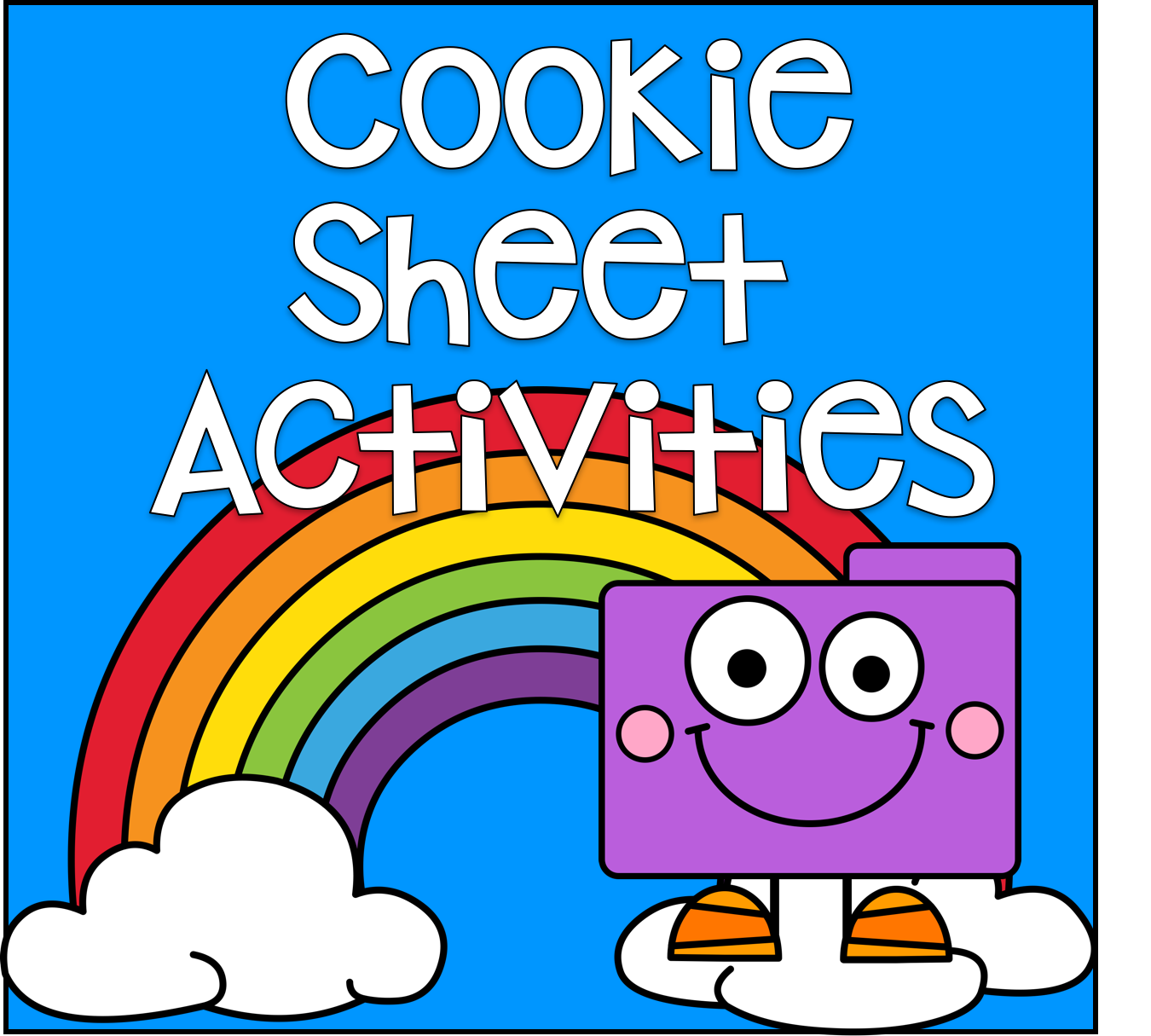 Cookie Sheet Activities