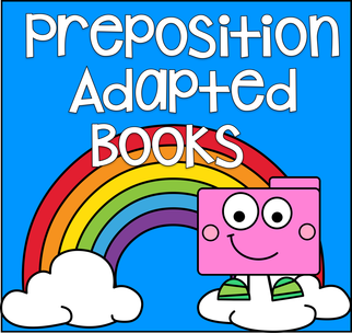 Preposition Adapted Books