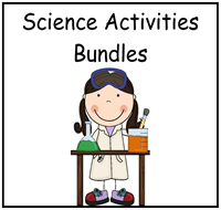 Science Activities Bundles