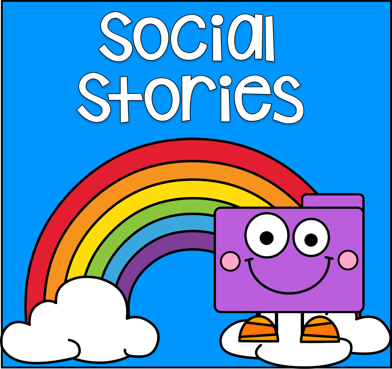 Social Stories File Folder Games At File Folder Heaven Printable