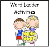 Word Ladder Activities