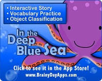 Deep Blue Sea App
