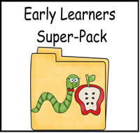 Early Learners Super-Pack