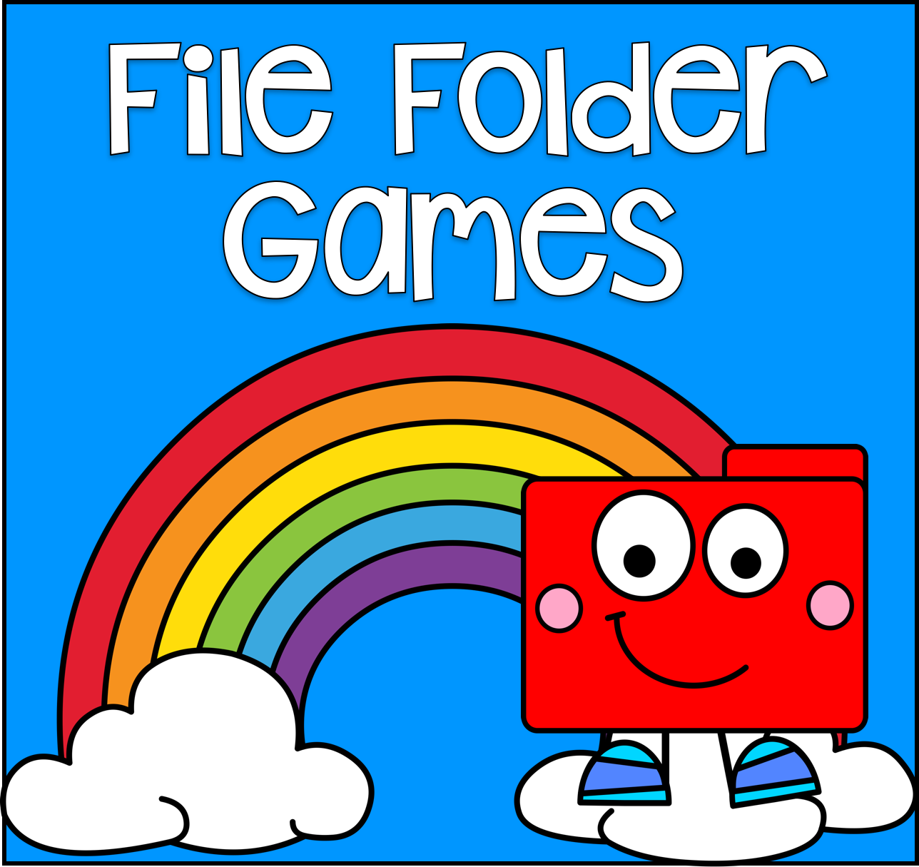 photo relating to Printable File Folder Games identify Particularly History Folder Game titles : Report Folder Online games at Record Folder
