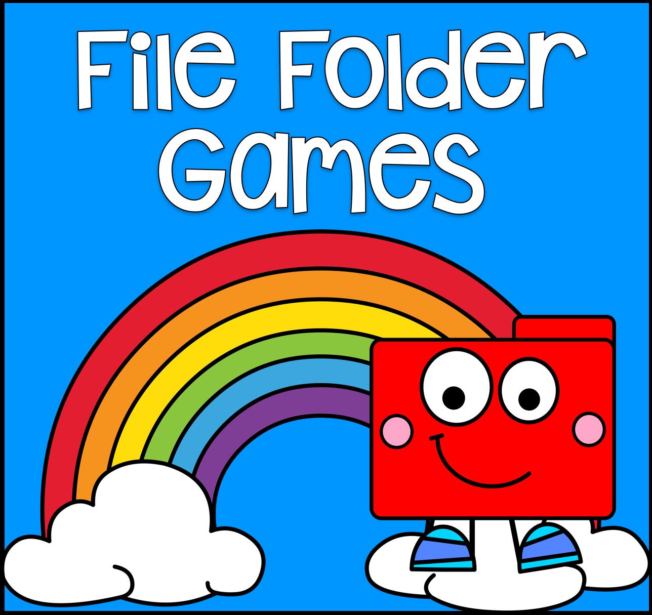 Just File Folder Games : File Folder Games at File Folder ...