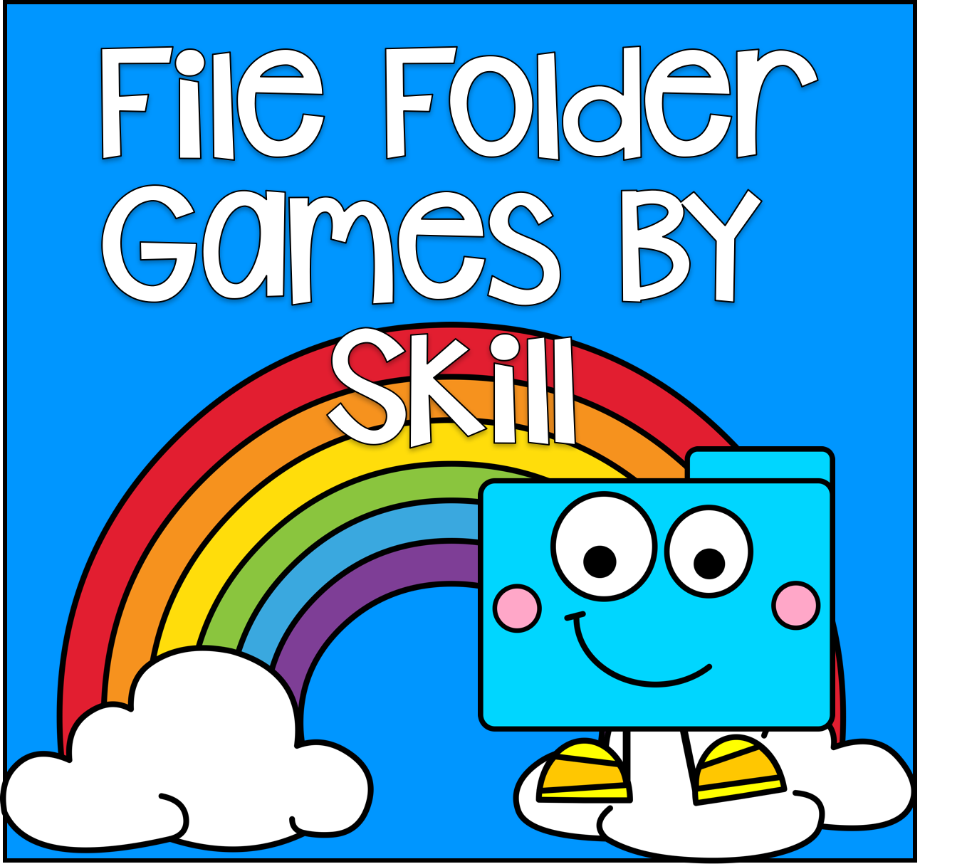 picture about Printable File Folder Games titled Video games via Ability : Record Folder Game titles at History Folder Heaven