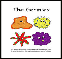 Germs Theme 4 00 File Folder Games At File Folder