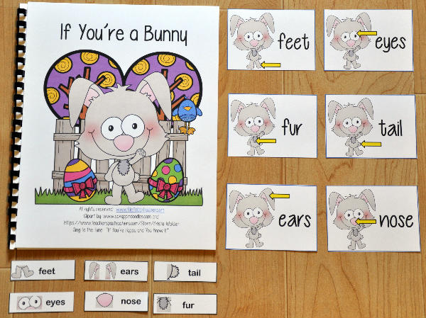 """If You're a Bunny and You Know It"" Adapted Song Book"