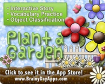 Plant a garden App