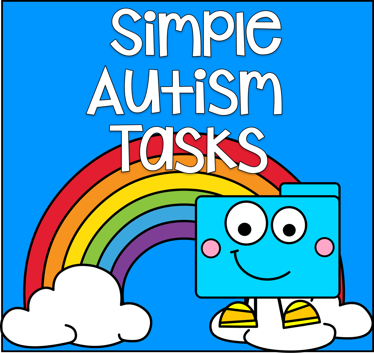 Printable Autism Tasks