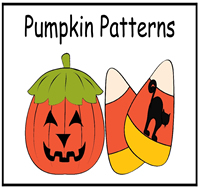 pumpkin patterns file folder game - Halloween File Folder Games