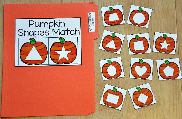 Pumpkin Matching Printable Pumpkin Rocks Alphabet