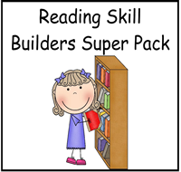 Reading Skill Builders Super Pack - Click Image to Close