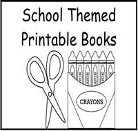 Sample Printable Books Activities