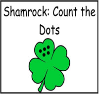 Shamrock Themed File Folder Games