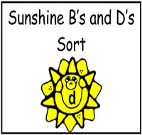 Sunshine Themed File Folder Games